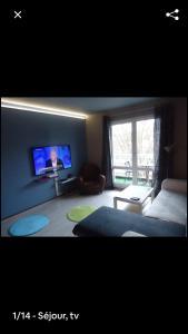 obrázek - studio meublé avec balcon