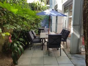 obrázek - Inner city Apartment with garden view