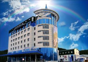 Spa-Hotel&Resort Belovodie with Aquapark - Accommodation - Belokurikha