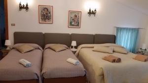B&B Dora, Bed and Breakfasts  Colloredo di Monte Albano - big - 65