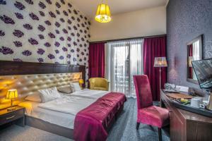 Kristály Hotel Ráckeve, Hotely  Ráckeve - big - 4