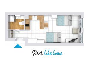 Rent like home Studio Centrum