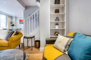 Victoria Mews House - By Sojourn, Apartmány  Londýn - big - 19