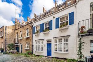 Victoria Mews House - By Sojourn, Apartmány  Londýn - big - 16