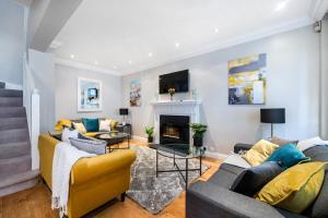 Victoria Mews House - By Sojourn, Apartmány  Londýn - big - 4