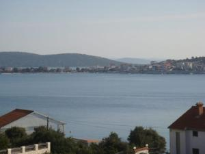 Apartment in Kanica with Seaview, Balcony, Air condition, WIFI (3732-4)