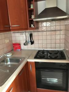 Apartment in Lovran with Terrace, Air condition, WIFI, Washing machine (3735-1)