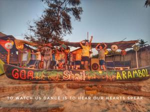 Auberges de jeunesse - Auberge Shail - Arambol Beach Girls