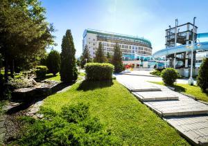 Санаторий Аквамарин, Витязево