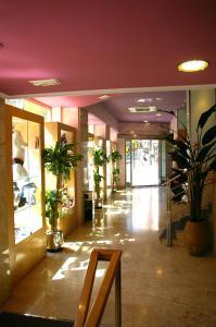 Hotel Gran Via, Szállodák  Zaragoza - big - 46