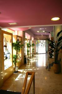 Hotel Gran Via, Hotels  Zaragoza - big - 46