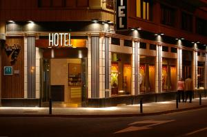 Hotel Gran Via, Hotels  Zaragoza - big - 36