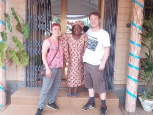 Marys Guest House, Penzióny  Lomé - big - 38