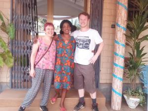 Marys Guest House, Penzióny  Lomé - big - 37