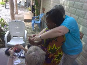 Marys Guest House, Penzióny  Lomé - big - 41