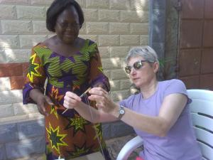 Marys Guest House, Penzióny  Lomé - big - 39