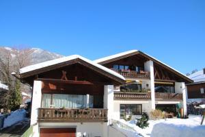Alpen - Apartments, Apartmány  Garmisch-Partenkirchen - big - 2
