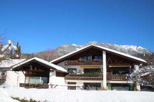 Alpen - Apartments, Apartmány  Garmisch-Partenkirchen - big - 11