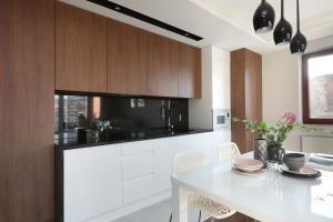 Apartament Przystań w Waterlane Island