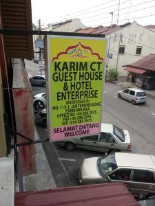 Auberges de jeunesse - Karim CT Guest House