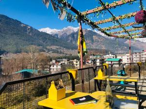 The Hosteller Manali
