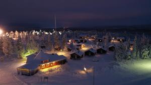 Midnight Sun Cottages Aavasaksa