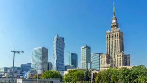Hotel Polonia Palace, Hotel  Varsavia - big - 15