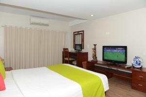 Golden Land Hotel, Отели  Ханой - big - 24