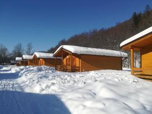 Bungalow Camping Belá Belá Slowakei
