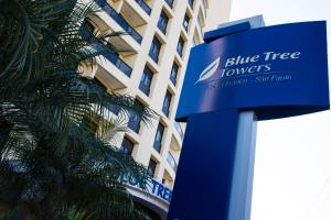 Blue Tree Towers Analia Franco Tatuape