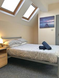 Harley Rooms - Private double rooms with shower - Sheffield