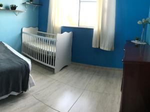 Apartamento com clube privativo, Apartmány  Cabo Frio - big - 4