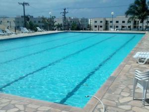 Apartamento com clube privativo, Apartmány  Cabo Frio - big - 8
