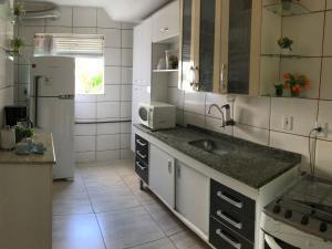 Apartamento com clube privativo, Apartmány  Cabo Frio - big - 6