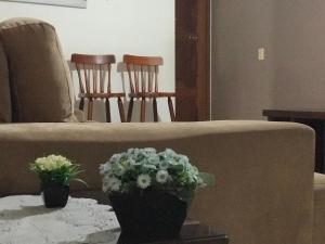 Apartamento com clube privativo, Apartmány  Cabo Frio - big - 5
