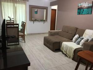Apartamento com clube privativo, Apartmány  Cabo Frio - big - 2