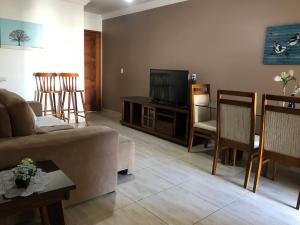 Apartamento com clube privativo, Apartmány  Cabo Frio - big - 15
