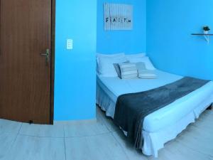 Apartamento com clube privativo, Apartmány  Cabo Frio - big - 16