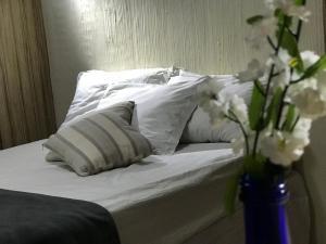 Apartamento com clube privativo, Apartmány  Cabo Frio - big - 25