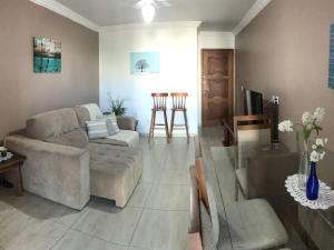 Apartamento com clube privativo, Apartmány  Cabo Frio - big - 29