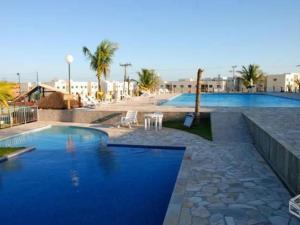 Apartamento com clube privativo, Apartmány  Cabo Frio - big - 33