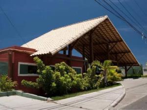 Apartamento com clube privativo, Apartmány  Cabo Frio - big - 36
