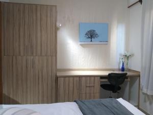 Apartamento com clube privativo, Apartmány  Cabo Frio - big - 37
