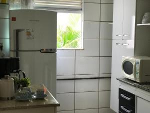 Apartamento com clube privativo, Apartmány  Cabo Frio - big - 40
