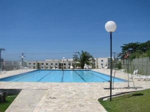 Apartamento com clube privativo, Apartmány  Cabo Frio - big - 41