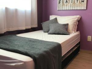 Apartamento com clube privativo, Apartmány  Cabo Frio - big - 42