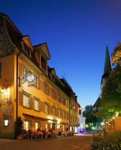Hotel Garni Krone - Iznang
