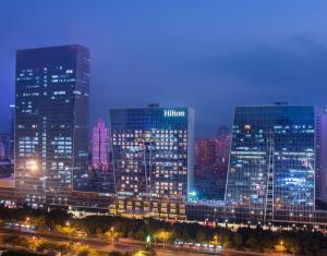 Hilton Shenzhen Futian - Shenzhen