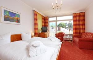 Wittelsbacher Hof Swiss Quality Hotel, Hotels  Garmisch-Partenkirchen - big - 41