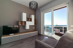 Appartamento Glicine bella vista Cervo - AbcAlberghi.com